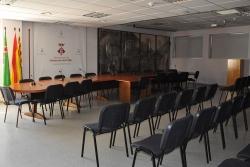 Sala d'actes de l'Ajuntament de Montornès