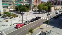 Vista d'una part del carrer de la Llibertat