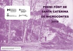 VIII Premi Font de Santa Caterina de Microcontes
