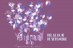 La imatge de la Festa Major 2019 és un disseny de Sergi Portela