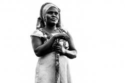 """Una de les fotografies de l'exposició """"GOMESI"""" (imatge: Helena Buira, Edu Gisbert)"""