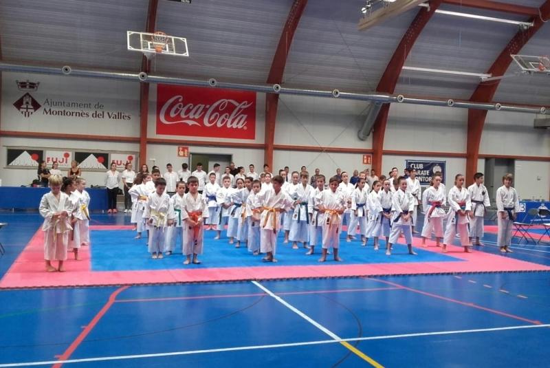 Torneig de karate social (Festa Major 2018)
