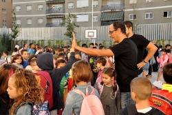Docents i alumnes es retroben després de l'estiu