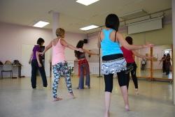 Taller de Dansa del ventre al Casal de Cultura (Imatge d'arxiu)
