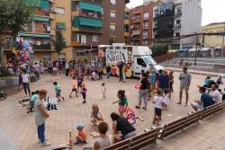 16/09/2019 - Espai de jocs al carrer