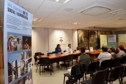 Presentació de la 2a Fira de l'Esconomia Social i Solidària