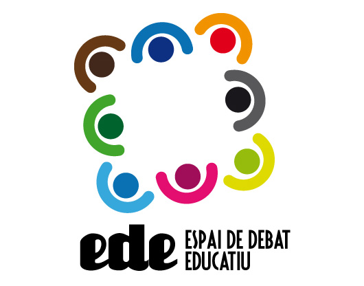 Logotip de l'Espai de Debat Educatiu
