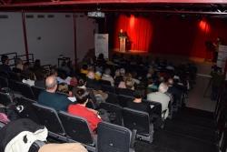El Vespre Literari ha tingut lloc a l'Espai Cultural Montbarri