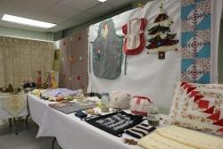 Exposició del taller de labors de costura