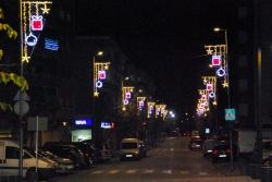 Llums de Nadal a Montornès Nord