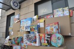 Donació joguines El Corte Inglés