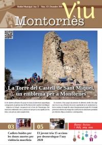 Portada Montornès Viu - Número 132