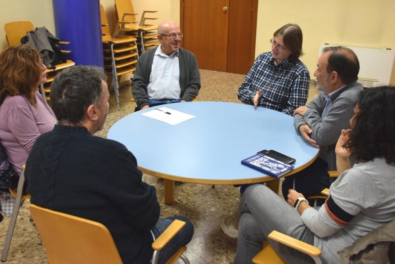 Converses en alemany a la Biblioteca
