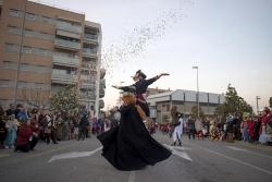 SM Carnestoles a la Rua de Carnaval. Foto: Ajuntament de Montornès. Autor: Juanjo Bermejo