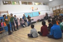 Inici del projecte Big Vent a l'Escola Marinada