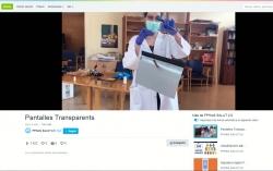 Tutorials a Vimeo sobre l'elaboració del material sanitariaterial sanitari