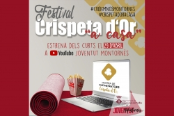 Cartell I Festival Crispeta d'Or