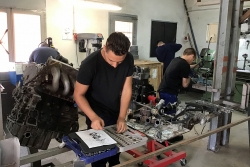 Formació d'auxiliar de Fabricació mecànica i d'ajust i soldadura