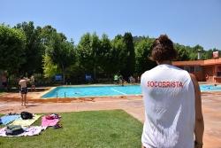 Piscines d'estiu a la Zona Esportiva Municipal Les Vernedes (estiu 2019)