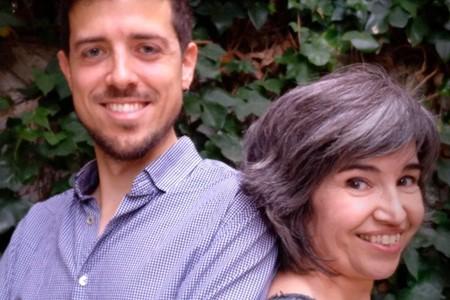 Oriol Mallart i Viviana Salisi