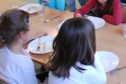 Menjador escolar (imatge d'arxiu)