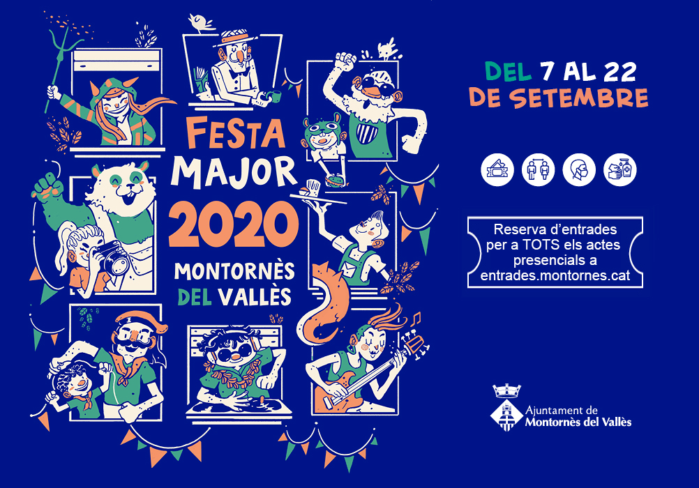 La Festa Major També Segura I Diferent Ajuntament De Montornès Del Vallès