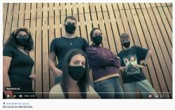 """Fotograma del vídeo """"Mi crush es Montornès"""""""