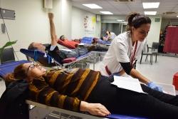 Campanya de donació de sang al Casal de la Gent Gran Centre (Desembre 2019)