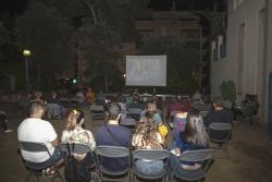 """17/09/2020 - Cinefòrum sobre el film """"Empatía"""" i presentació de l'associació Montornès Animal"""