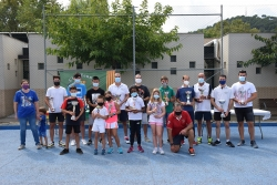 19/09/2020 - Lliurament de premis de l'Open de Tennis de Festa Major