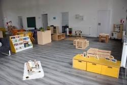Les noves instal·lacions del Centre Infantil Pintor Mir