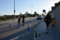 Restricció del pas de vehicles al Camí de la Justada