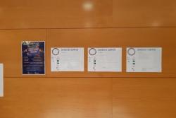 Cartell de la Zona Esportiva Municipal Les Vernedes