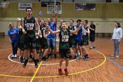 Els Specials del Club Bàsquet Vila de Montornès durant la I Special Cup de Montornès, celebrada l'any passat.