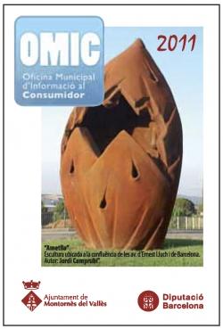 Calendari de 2011, dedicat a l'escultura de l'Ametlla de l'escultor Jordi Camprubí