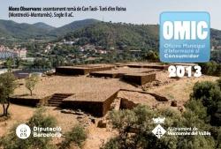 Calendari de 2013, dedicat al jaciment romà Mons Observans
