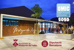 Calendari de 2020, dedicat al Teatre Margarida Xirgu