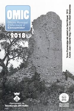 Calendari de 2018, dedicat al castell de Sant Miquel