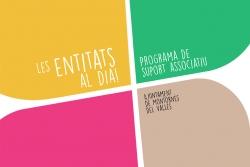Imatge de la programació Les entitats al dia Abril - Juny 2021