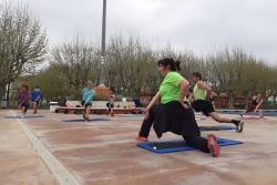 Les sessions especials han combinat Body Pump, Body Combat i Ball