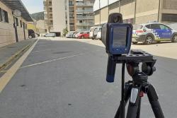 Cinemòmetre o radar mòbil per controlar la velocitat
