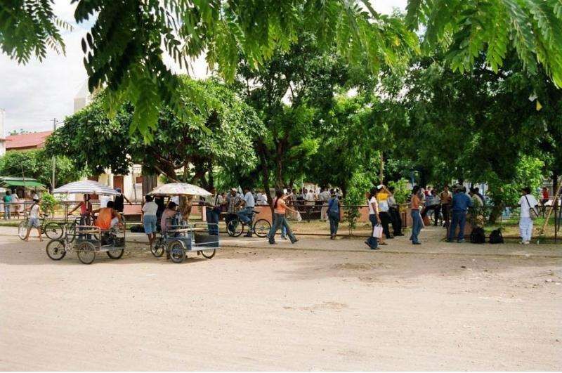 Villanueva, poble agermanat amb Montornès des de l'any 2002