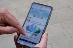 Demostració de la connexió a la xarxa WiFi4EU