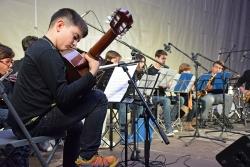 Festa de Santa Cecília a càrrec de l'Escola Municipal de Música (2018)