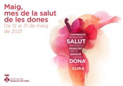 Imatge de la campanya Maig, mes de la salut de les dones