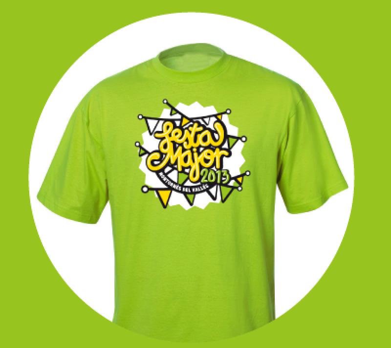 La samarreta de Festa Major
