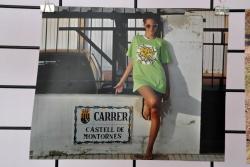 Premi a la foto més original. Autora: Paula León Martín. Lloc: Carrer del Castell de Montornès de Benicàssim