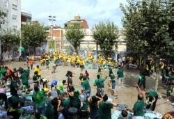 15/09/2013 - Guerra de globus d'aigua