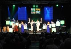 15/09/2013 - Concert amb l'Orquestra Meravella (Pavelló)