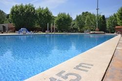 Les piscines d'estiu, a punt.